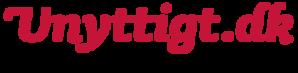 Unyttigt – Tid til nærvær Logo